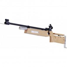 Пневматическая винтовка STEYR LGB 1 Spannhebel rechts Druckbehälter silber