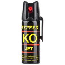 Газовый баллончик Klever Pepper KO Jet (струйный) (объем 50 мл)