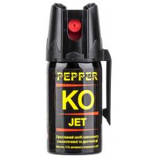 Газовый баллончик Klever Pepper KO Jet (струйный) (объем 40 мл)