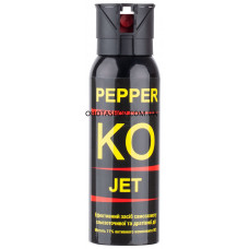 Газовый баллончик Klever Pepper KO Jet (струйный) (объем 100 мл)