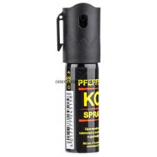 Газовый баллончик Klever Pepper KO Jet (спрей) (объем 15 мл)