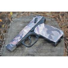 Пневматический пистолет МР-654К (Камуфляж)