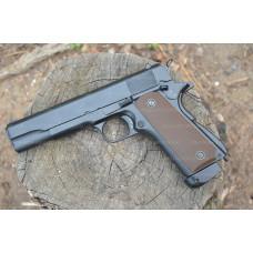Пневматический пистолет M1911 (Blowback)