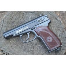 Пневматический пистолет Zbroia Makar (Blowback)