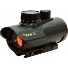 Прицел коллиматорный BSA-Optics Red Dot RD30. Weaver/Picatinny