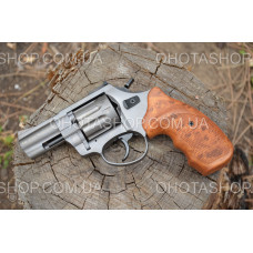 Револьвер под патрон Флобера Stalker 2,5 (титан/кор.ручка)