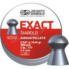Пули JSB Exact Diabolo 0,547 гр 4,5 мм (500 шт.)